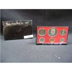 1978 U.S. PROOF SET (6 COINS)