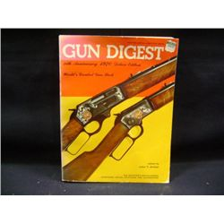 GUN DIGEST 24TH ANNIVERSARY 1970 DELUXE EDITION CR-1969