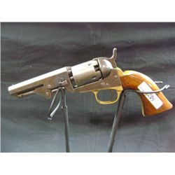 "1849 POCKET COLT, 31 CALIBER, 4"" BARREL, ADDRESS COL. SAM L. COLT - NEW YORK US AMERICA - S/N 300045"