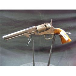 "1849 POCKET COLT, 31 CALIBER, 6"" BARREL,  ADDRESS COL. SAM L COLT - NEW YORK US AMERICA - S/N 4506"