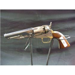 1862 POLICE COLT, 36 CALIBER W/ FLUTED CYLINDER ADDRESS COL. SAM L COLT - NEW YORK US AMERICA - S/N