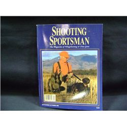 SHOOTING SPORTSMAN  THE MAGAZINE OF WING SHOOTING & FINE GUNS 1994