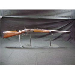 "1892 WINCHESTER 38/40 RIFLE WCF, 24"" OCTAGON BARREL, LYMAN SITE CRESCENT BUTT PLATE, MFG NEW HAVEN,"