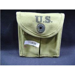 US MILITARY CLIP BELT CARRIER