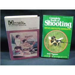 """COMPLETE BOOK OF SHOOTING RIFLES, SHOTGUNS AND HANDGUNS"" BY JACK O'CONNER, ROY DUNLAP, ALEX KERR AN"