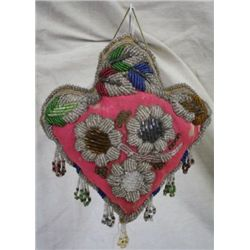 Iroquois Indian Beaded Whimsy