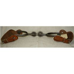 Buermann Iron Spurs