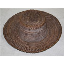 Indian Woven Hat