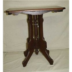 Victorian Walnut Parlor Table