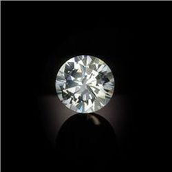 Diamond EGL Certified Round 0.90 ctw I,VVS2