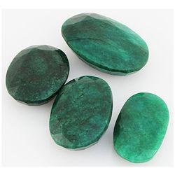 Emerald 477.5ct Loose Gemstone Mix Sizes Oval Cut