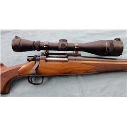 Remington Model Seven 17 REM w/Leupold Scope