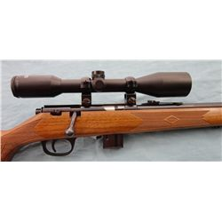 Marlin Model 882 22 Mag. Rifle w/scope