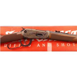 Winchester Model 94 44 Mag w/case colored receiver