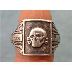 SS Deaths Head Ring
