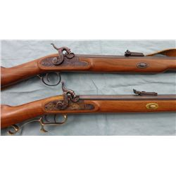 Pair of Thompson Center Black Powder Rifles