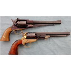 Pair of Black Powder Revolvers