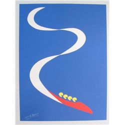 Matisse, Pierre : Bobsled