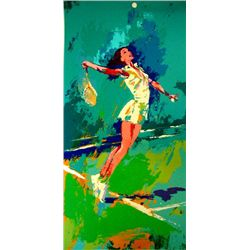 LeRoy Neiman Sweet Serve S/N Limited Edition Serigraph