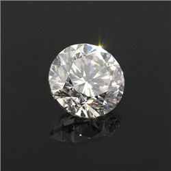 Diamond EGL Certified Round 0.73 ctw D, SI1