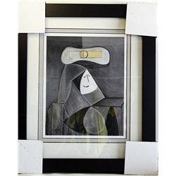 SIGNED LIMITED EDITION LITHOGRAPH BY PABLO PICASSO