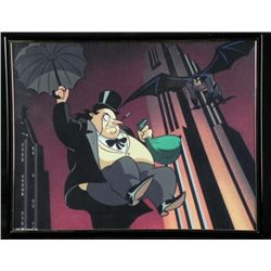 11x14 The Penguin Framed Zenart Movie Card 1992