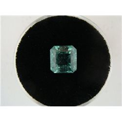 2.18 Carat Bright Glowing Green Emerald Gemstone