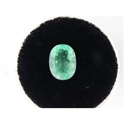 1.80 Carat Bright Glowing Green Emerald Gemstone