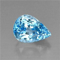 8.33ct Swiss Blue Topaz