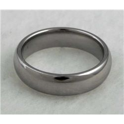 TUNGTEN MANS RING SIZE 10