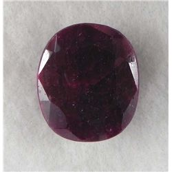 364 Carat Natural Ruby Gemstone Faceted Oval