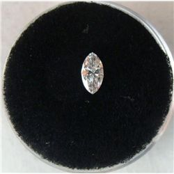 .33 Carat White Diamond Grade G SI-I Clarity