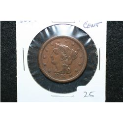 1856 Large One Cent