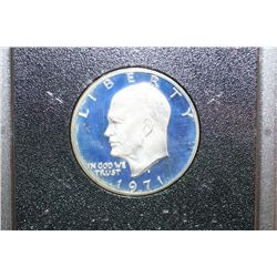 1971-S Eisenhower $1 Coin; Proof