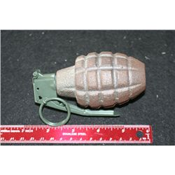 WWII Hand Grenade; Disarmed
