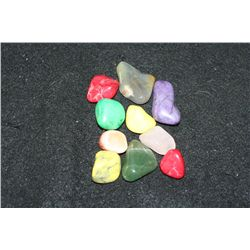 Loose Colored Gemstones; Lot of 10