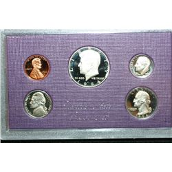 1984-S US Mint Proof Set