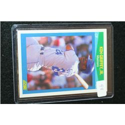 1990 MLB Score Ken Griffey Jr. Seattle Seahawks Rookie Baseball Trading Card