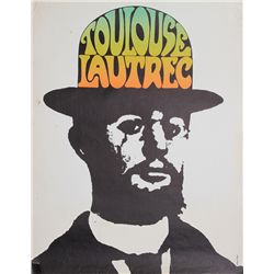 Peter Max, Toulouse Lautrec, Poster