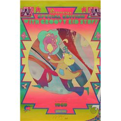 Peter Max, Penney's Special Edition, Poster