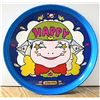 Peter Max, Happy Tray, Metal Tray