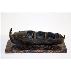 Salvador Dali Enchanting Limited Edition Bronze- CANOE