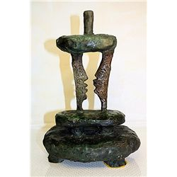 Braque  Original, limited Edition  Bronze - Unknown