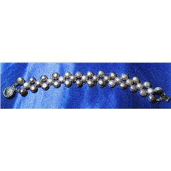 7 Inch Siopao Pearl Bracelet Lavender Philippines