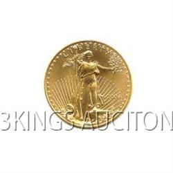 One-Tenth Ounce 2006 US American Gold Eagle Uncirculate