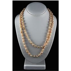 446.10ctw Philippines 23 in. Freshwater Pearl Necklace