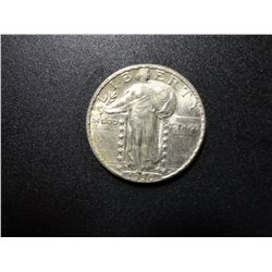 1930  STANDING LIBERTY QUARTER BU-65+ FULL HEAD