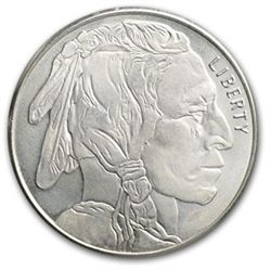 1 oz. Silver Buffalo Bullion -