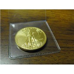 US 1 OZ. Gold Eagle Bullion Coin - Random Year