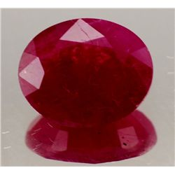 3 ct. Natural Ruby Gem
